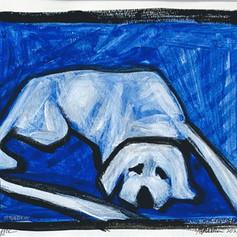 Maggie, Blue