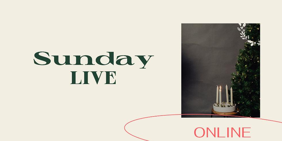 Sunday 6 December