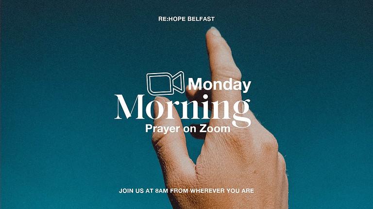 Monday Prayer (Weekly)