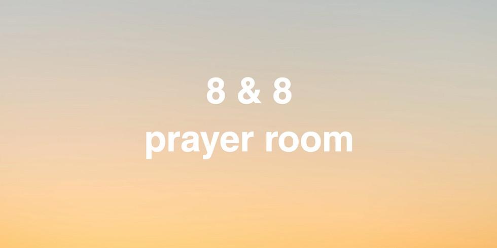 8am + 8pm Prayer