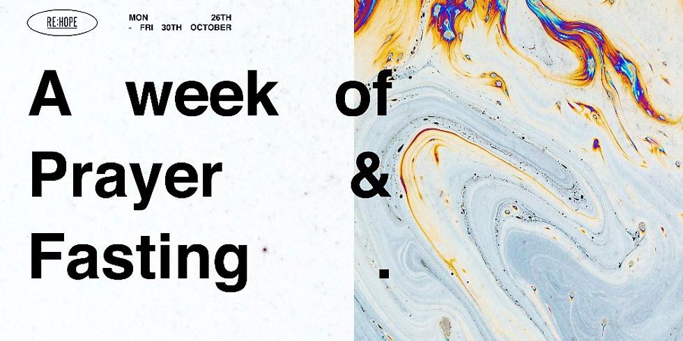 Week of Prayer & Fasting