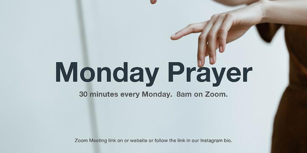 Monday Prayer