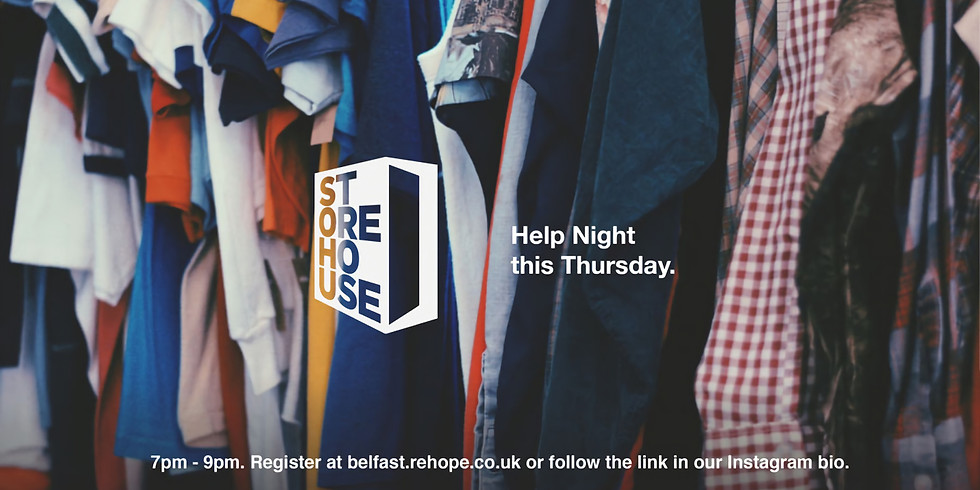 Storehouse Help Night