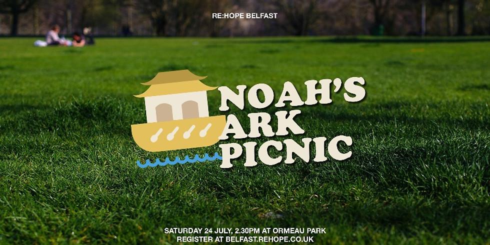 Noah's Ark Family Picnic