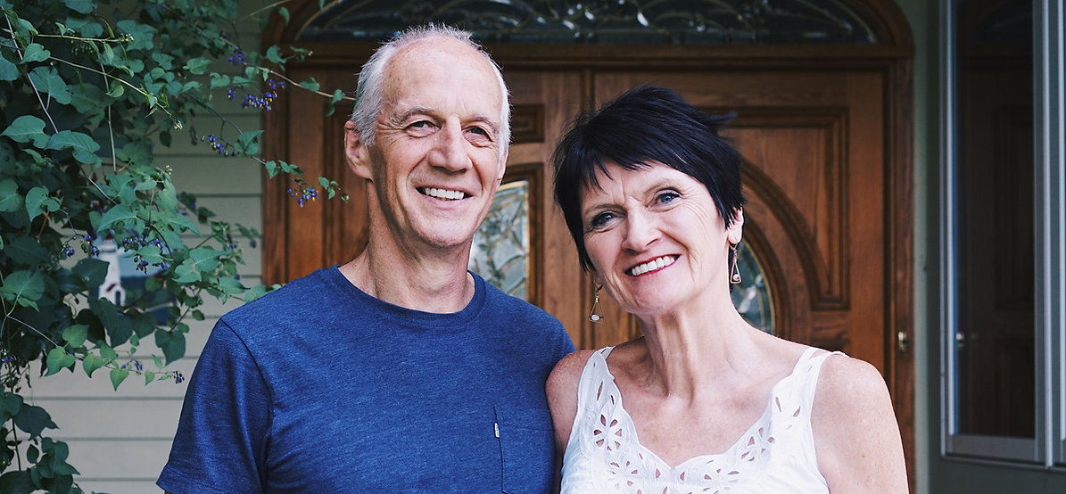 Paul and Hilary Kyle Irish Worship Leader