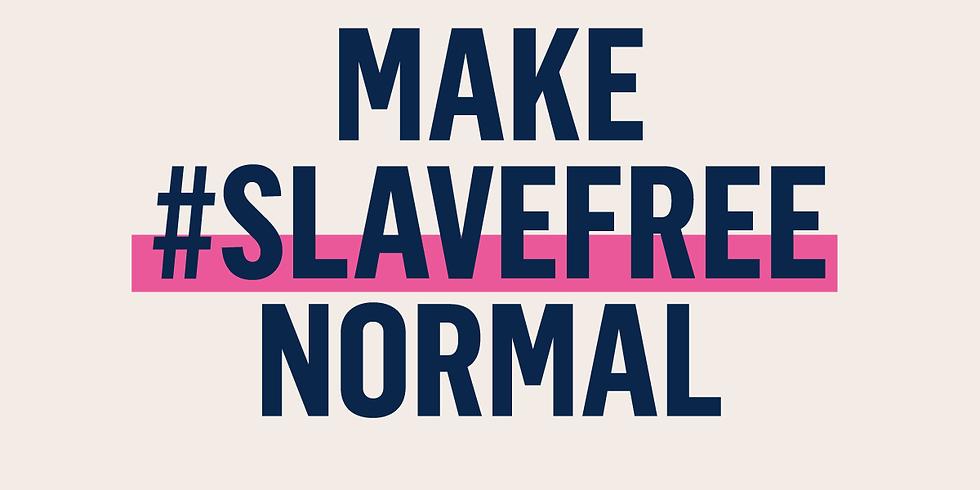 #SlaveFree Lent