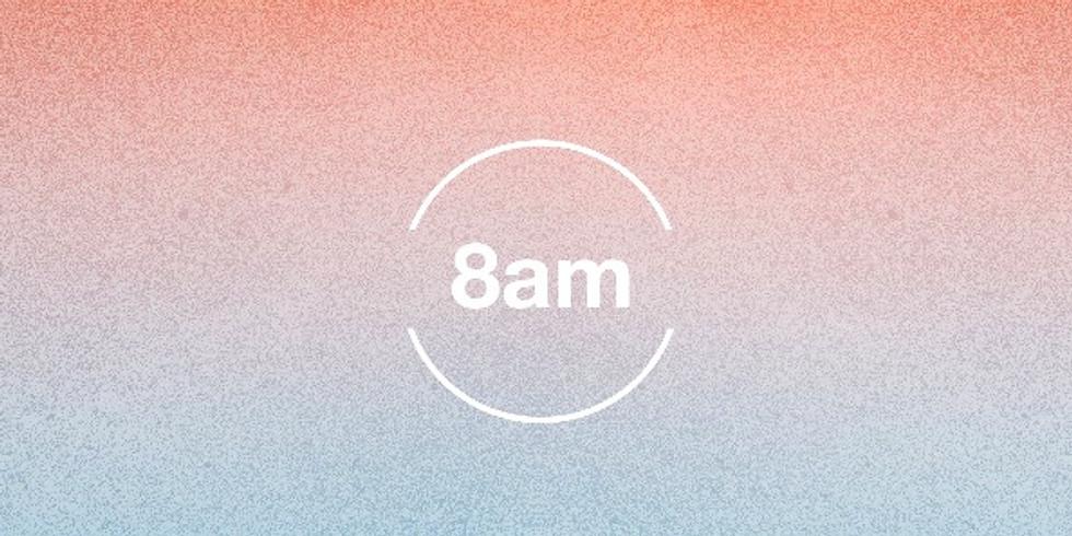 8am Prayer
