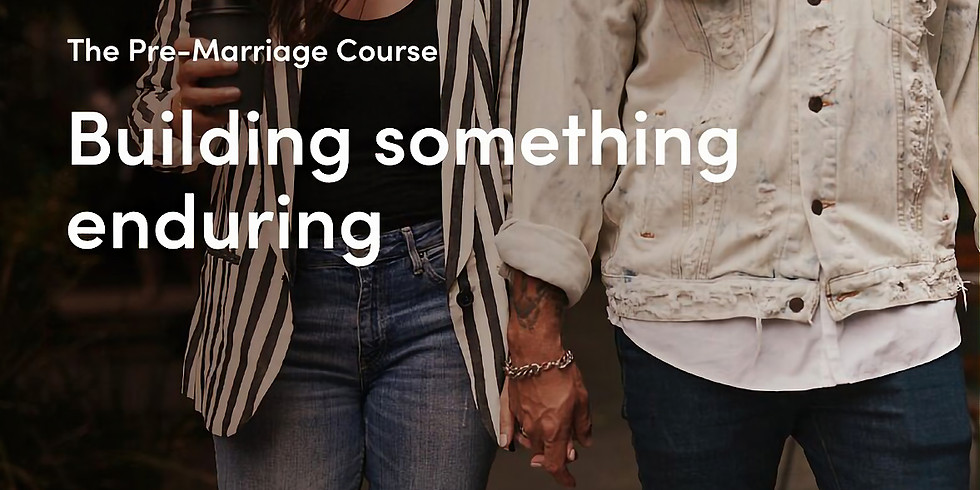 The Pre-Marriage Course