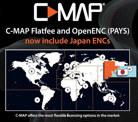 C-MAP ADMIRALTY ENC SERVICE (CAES)