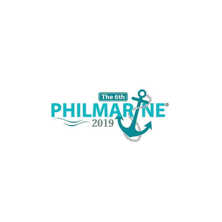 PHILMARINE 2019   Booth 209 & 194