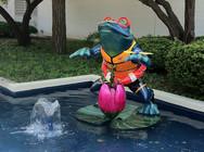 """HCS Oakbrook """"Froggles"""""""