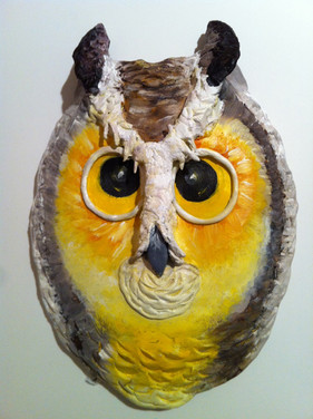 MASK Project Henrietta Owl