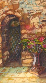 Door At Amalfi