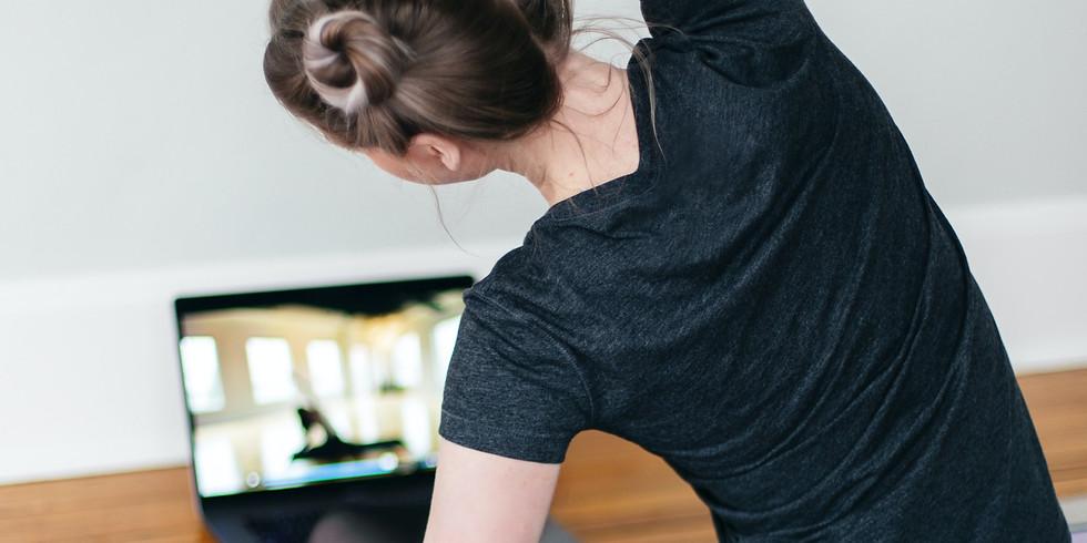 Thursday Yoga (5pm)