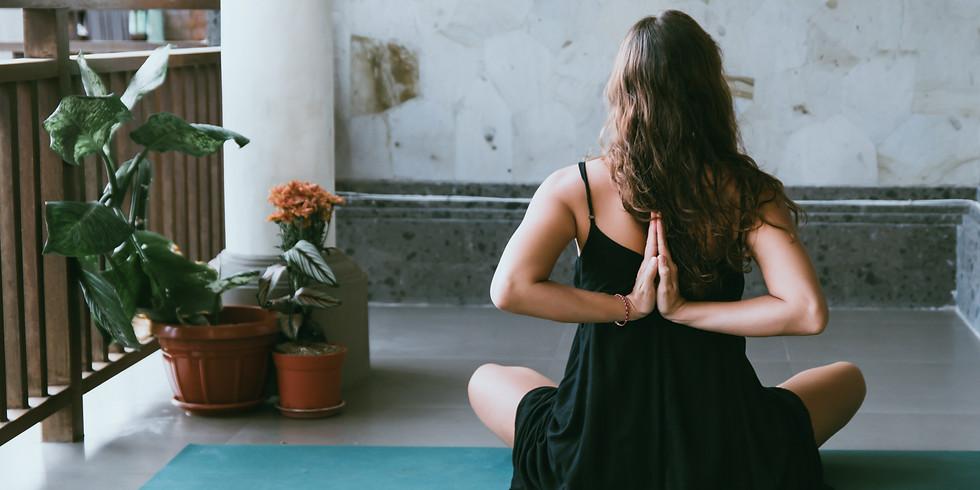 Tuesday Yoga *RECORDING*