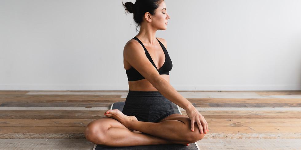 Tuesday Yoga (8am)