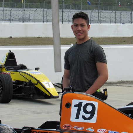 Lucas Oil - Moving on to Formula Racing