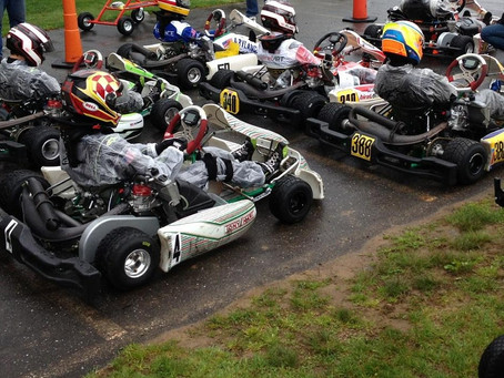 First Race of the Season at Oakland Valley Race Park