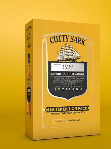 Cutty Sark Gift Pack