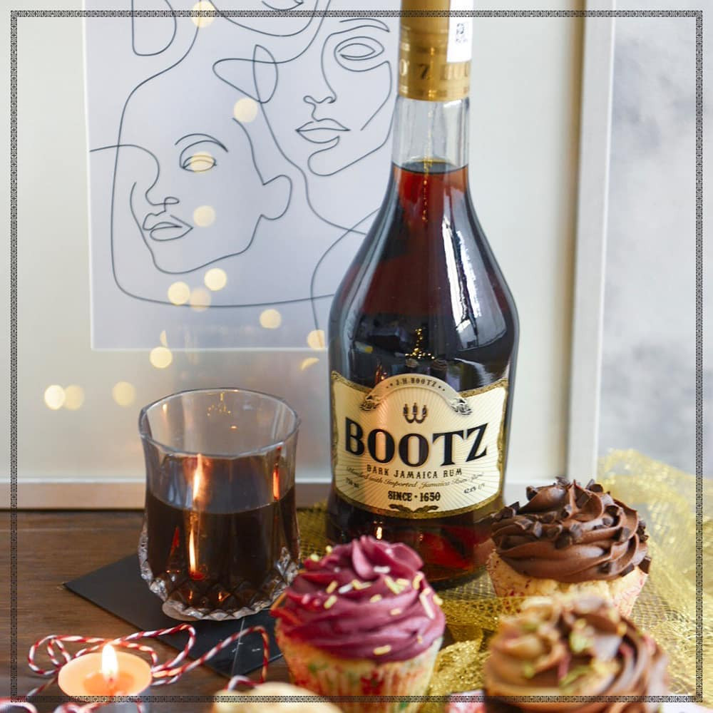 Bootz rum and cupcakes