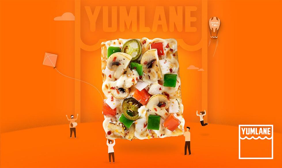 Yumlane creative