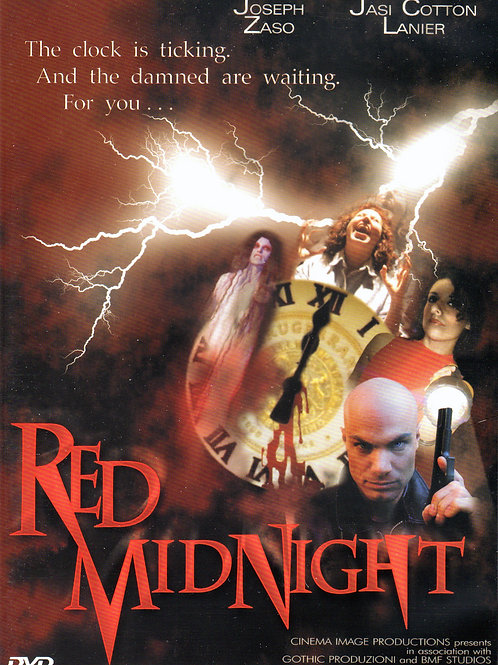 Red Midnight (DVD, 2005)