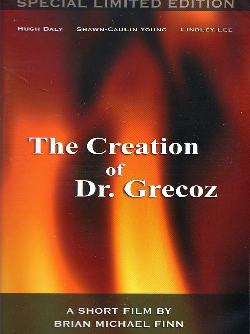 The Creation of Dr. Grecoz (DVD, 2007)