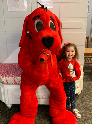 Clifford with Ellie Kate Powell 2 10 202
