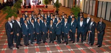 2020 Kappa Black & White Charity Scholarship Ball- Kappa League