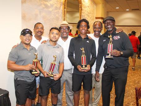 Riverside Alumni Chapter Annual Charity Golf Tournament