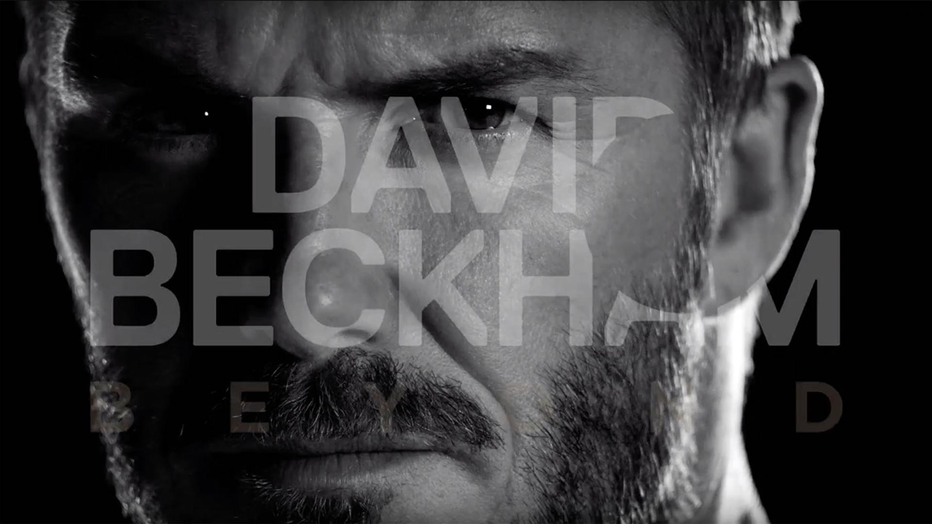 DAVID BECKHAM - ANNA AIKO