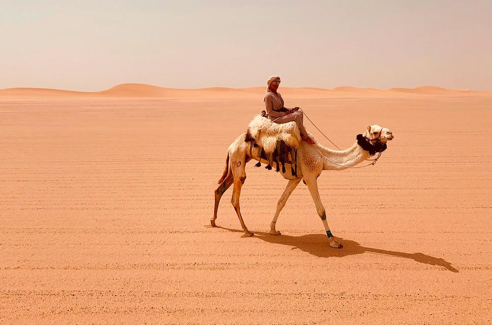 EXPLORE SAUDI ARABIA - RAKAYIB - ANNA AIKO