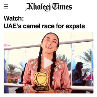 ANNA AIKO - HHC GLOBAL CAMEL RACE