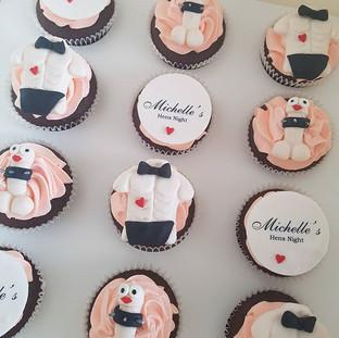 Hens Night  Cupcakes