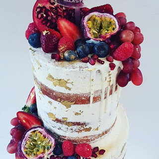 It may be getting colder but this cake i