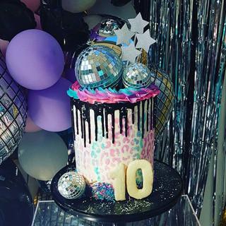 10th Birthday Disco Extravaganza ._._._.
