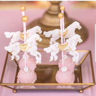 Carousel  Cakepops