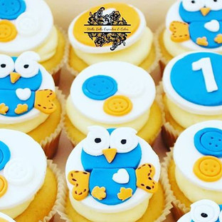 Giggle and Hoot  Cupcakes