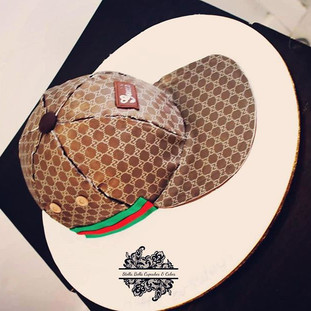 Guess Hat Cake