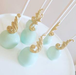 Christening  Cakepops