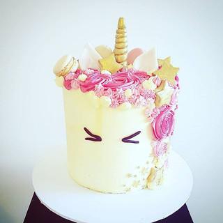 #unicorncake 😍#sydneycakes #customcakes
