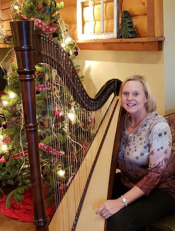 Karin Taylor with harp.jpg