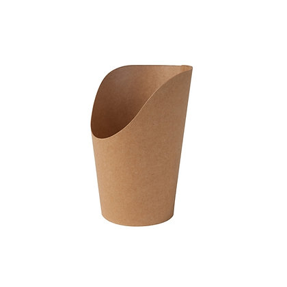 Wrap Cup, PLA-coated, 300ml, ⌀80 x 120 mm (1000 stuks)