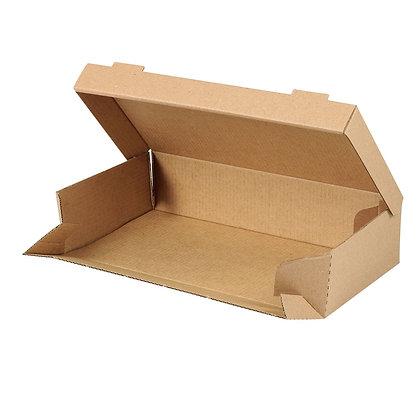 Fish & Chips Box, 240 x 120 x 55 mm, Collapsible (100 stuks)