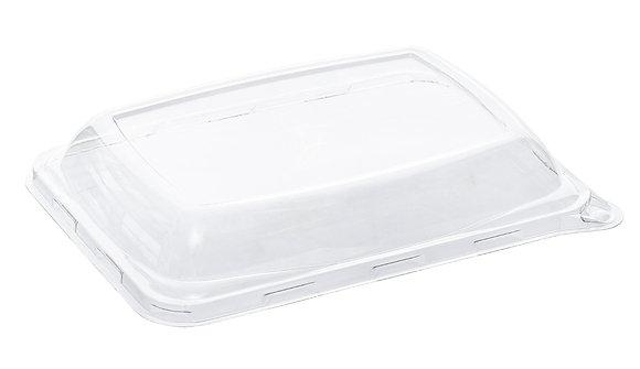 Deksel voor Snack Tray, Rechthoekig, 200 x 140 mm (300 stuks)