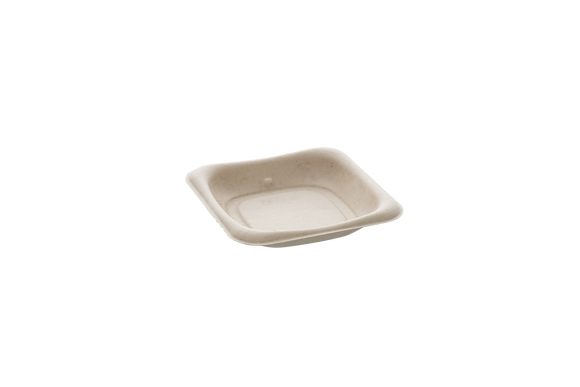 Snack Tray, Vierkant, 140 x 140 mm (300 stuks)