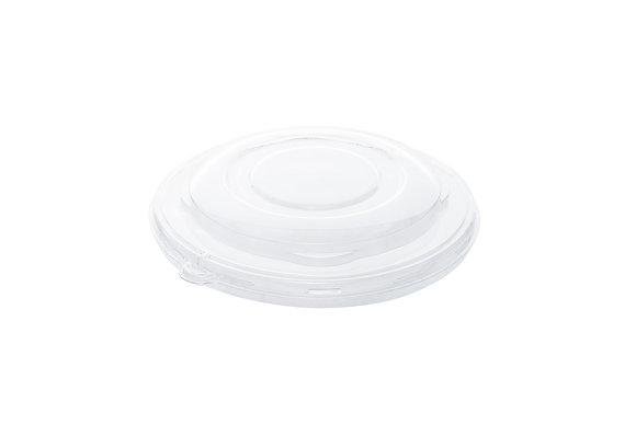Deksel voor Kommen (Bowl), Koepelvormig, Rond, Transparant, ⌀210 cm (300 stuks)