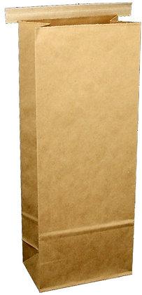 Broodzakjes, binnenkant PP folie, L, 125 x 75 x 325 mm (500 stuks)