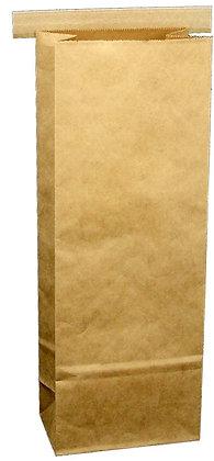 Broodzakjes, binnenkant PP folie, M, 100 x 60 x 275 mm (500 stuks)