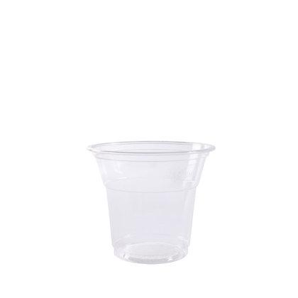 Transparante cupjes, 125 ml, ⌀74 mm (1000 stuks)